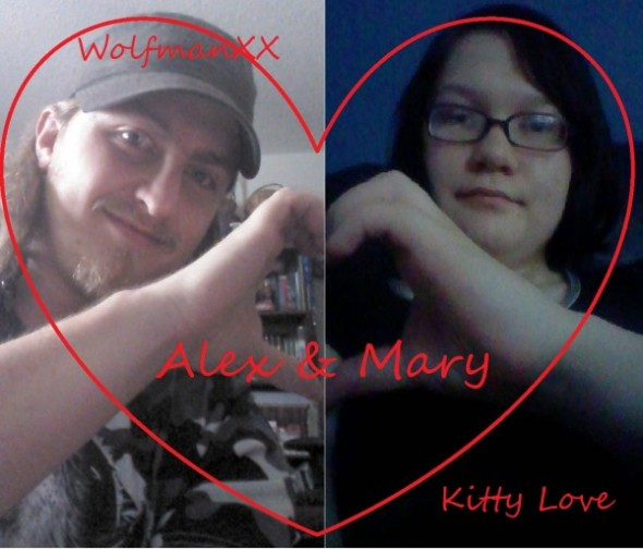 Love is in the air! FurryMate is the #1 Furry website that is working it's magic. Here is the latest success from WolfmanXX & Kittylove (Alex & Mary).